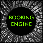 booking engine on line